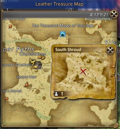 FFXIV: Treasure Map Screenshots *IMAGE HEAVY* | Crazy.Apple