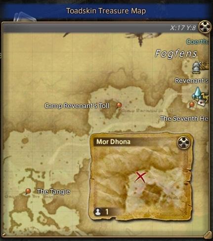 FFXIV: Treasure Map Screenshots *IMAGE HEAVY* | Crazy Apple