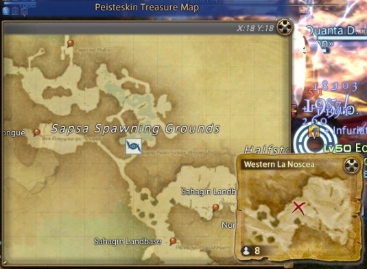 Treasure Map Locations Ffxiv – HD Wallpapers