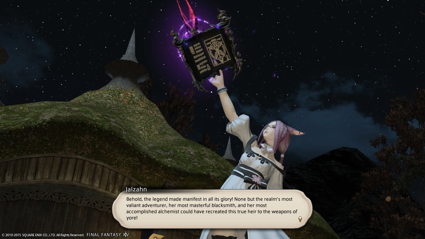 relic weapon guide ffxiv | Crazy Apple