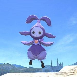 Wind-up Violet