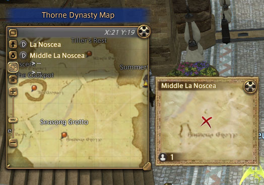 FFXIV: Thorne Dynasty Map Locations – Image Heavy (END) | Crazy Apple
