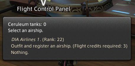 Voyage finalized, Rank 22 achieved, second airship unlocked. I am absolutely sure that this option was not present when the airship was Rank 21 because I was the one who sent it out on a voyage then.