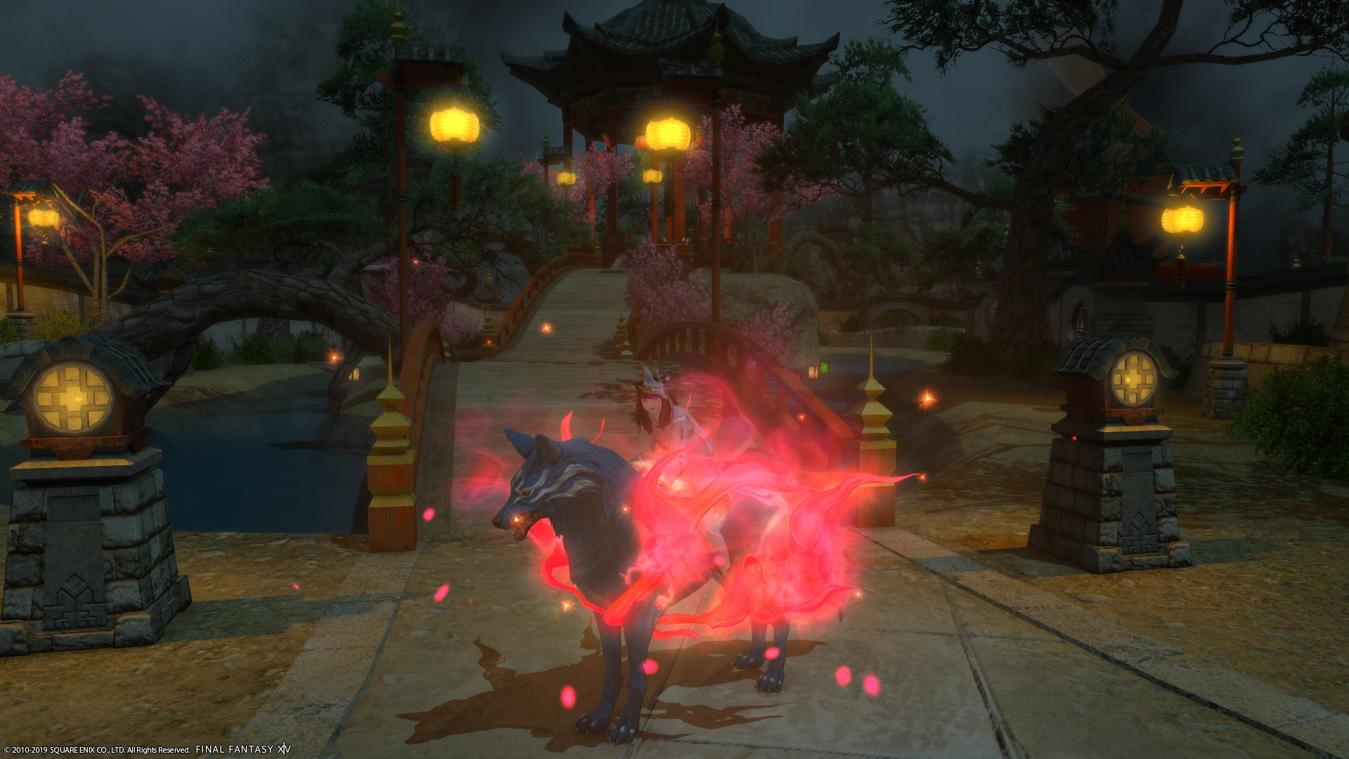 FFXIV: Kamuy of the Nine Tails – FINAL | Crazy Apple
